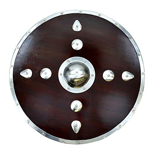 Studded Ball Shield - Armorvenue: Studded Viking Shield