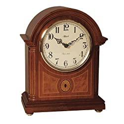 Hermle Clearbrook Table/MantelClock with Quartz Movement Sku# 22877072114