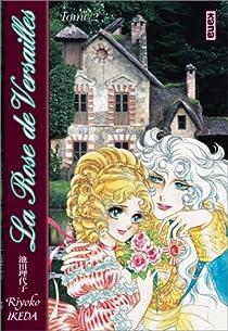 La rose de Versailles, tome 2 par Ikeda