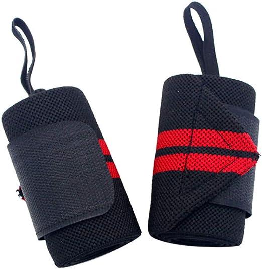 Outdoor Gym Cotton Elastic Fiber+Nylon Sports Wristband Guard w//Zipper Wallet