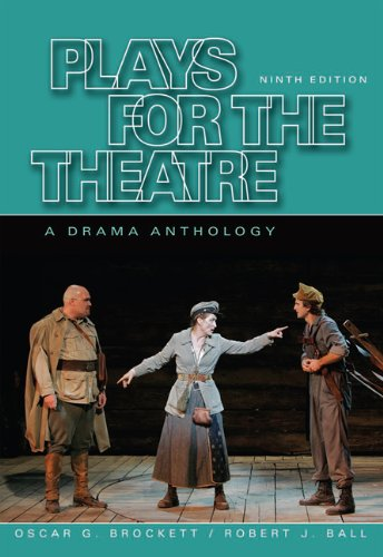 Plays for the Theatre (Wadsworth Series  - Just Play Ball Shopping Results
