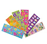 TROPICAL STICKERS, Case of 12