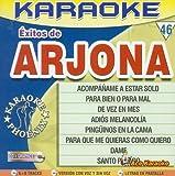 Puro Karaoke KP-12795 Arjona Spanish CDG