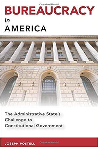 Bureaucracy In America The Administrative State S Challenge