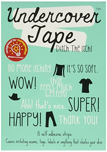 Chafe Tape (Undercover Tape UCT-1 Undercover Tape, Neutral Dots,)