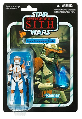 Star Wars 3.75  inch Vintage Figure Commander Cody ()