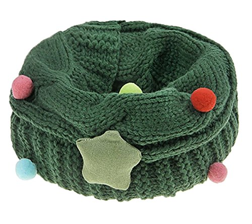 Syning Healthy Wool Yarn Children Scarf for Winter by Syning (Image #2)