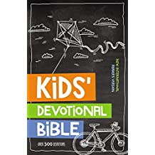 NIrV Kids' Devotional Bible, Hardcover: Over 300 Devotions
