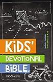 NIrV, Kids' Devotional Bible, Hardcover: Over 300 Devotions