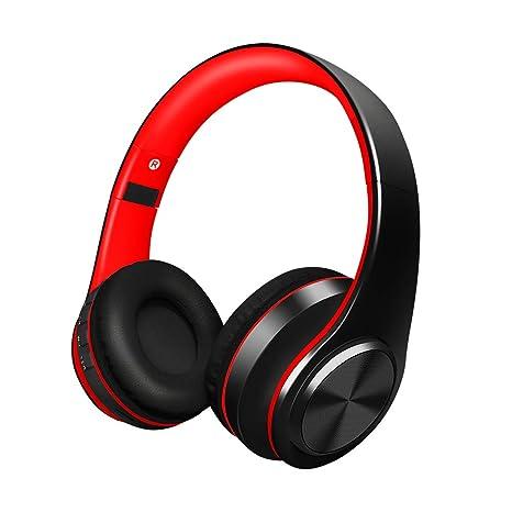 Alitoo Auriculares Inalámbricos Bluetooth,Diadema sobre el oído cancelación de Ruido, Cascos Plegable con