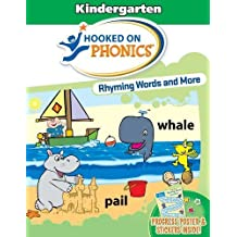 Hooked on Phonics Rhyming Words and More: Kindergarten by Hooked on Phonics (2006-04-19)