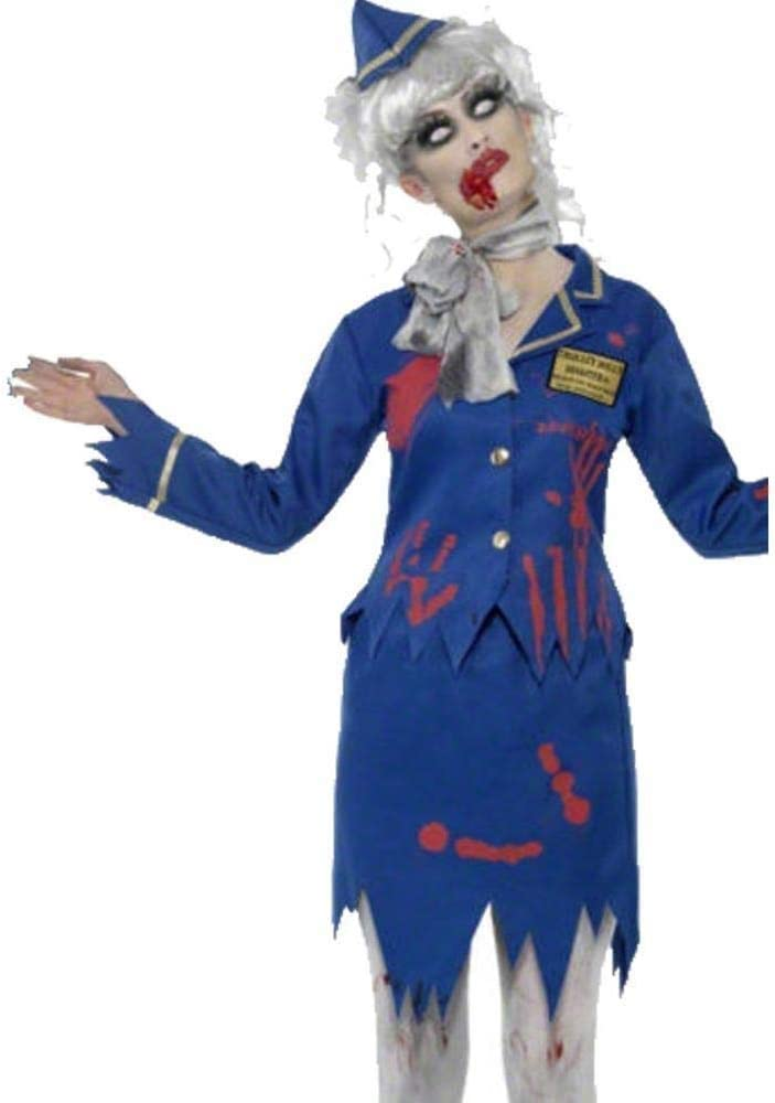 Fashion-Cos1 Halloween Scary Blood Zombie Costume Disfraces para ...