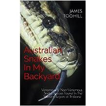 Australian Snakes In My Backyard: Venomous & Non-Venomous Snake Species Found In The Western Region of Brisbane