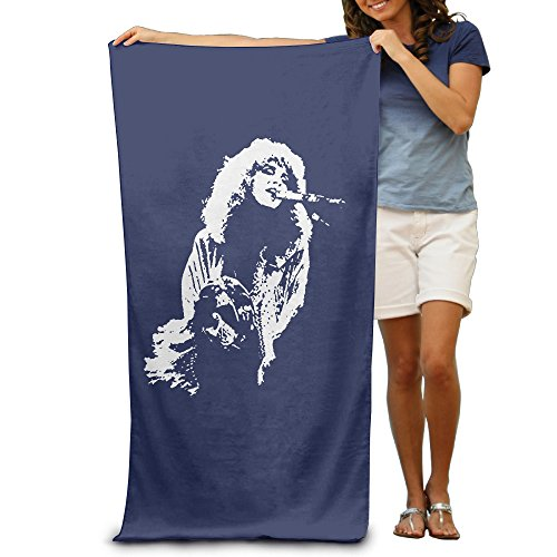 LCYC Fleetwood Mac Stevie Nicks Adult Cartoon Beach Or Pool Hooded Towel (Adam Eve Costume Make)