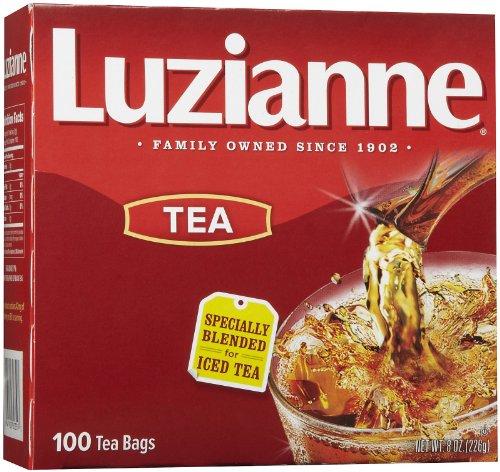Luzianne Iced Tea Tea Bags - 100 ct