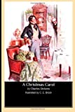 A Christmas Carol (Illustrated by C. E. Brock), Charles Dickens, 148487322X