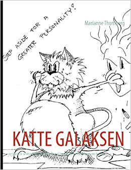 Book KATTE GALAKSEN by Marianne Thornberg (2011-11-01)