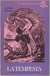 La tempesta: William Shakespeare: Amazon.com: Books