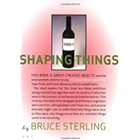 Sterling, B: Shaping Things (Mediaworks Pamphlets)