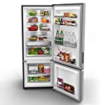 Whirlpool 355 L 3 Star Frost Free Double Door Refrigerator (IFPRO INV CNV 370 3S, Omega Steel, Convertible)