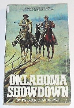 book cover of Oklahoma Showdown