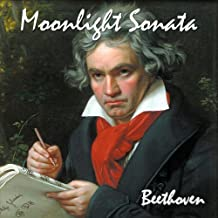 "Moonlight Sonata. Piano Sonata No. 14 in C-Sharp Minor ""Almost a Fantasy."" Great for Mozart Effect and Pure Enjoyment."