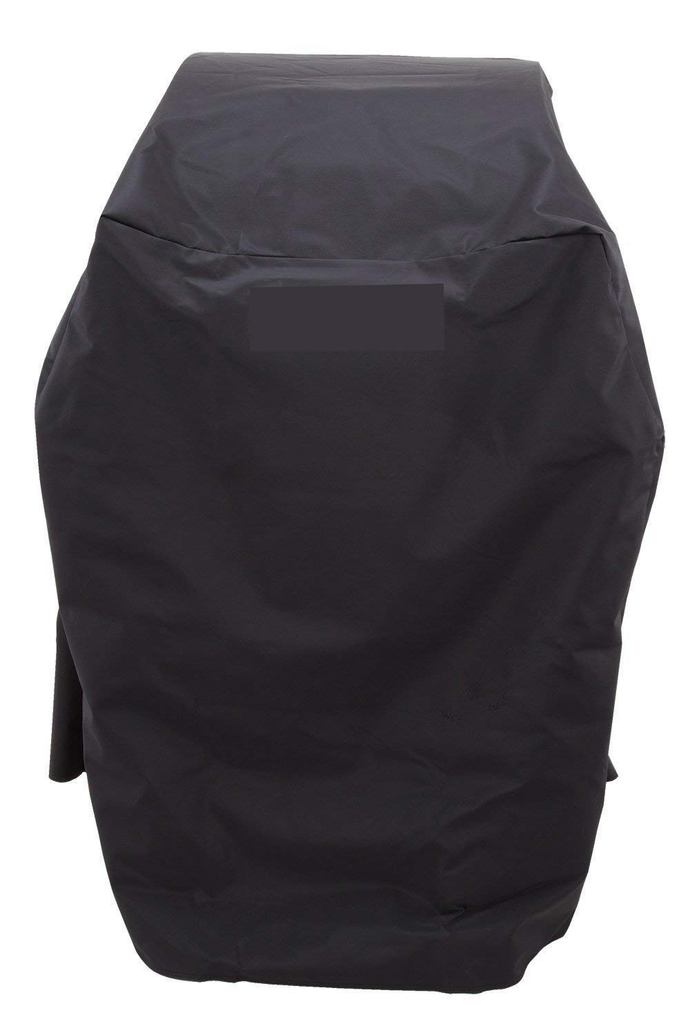 Hongso CB42 All-Season Grill Cover Replacement for Char-Broil 2 Burner Grill Cover, Black (32'' W x 26'' D x 42'')