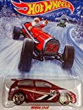 HOT WHEELS 2014 HOLIDAY HOT RODS SERIES HONDA CIVIC EXCLUSIVE DIE-CAST