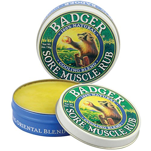 Sore Muscle Rub, Cooling Blend