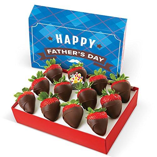 Custom Edible Chocolate - Edible Arrangements Father's Day berries