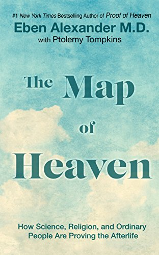 The Map Of Heaven  Thorndike Press Large Print Nonfiction
