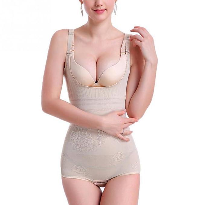 5fd010cd626 Amazon.com  Zarbrina High Waist Body Shaper Slimming Panties Tummy Control  Shapewear- Body Shaper   Butt Lifter Panty  Clothing