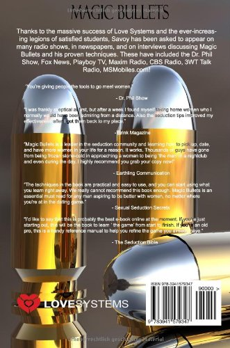 MAGIC BULLETS NICK SAVOY PDF