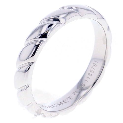 31dab8d332a5 Amazon | (ショーメ) Chaumet トルサード リング・指輪 プラチナPT950 ...