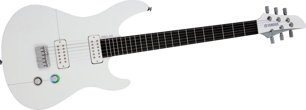 Yamaha RGX A2 guitarra eléctrica color blanco: Amazon.es: Instrumentos musicales