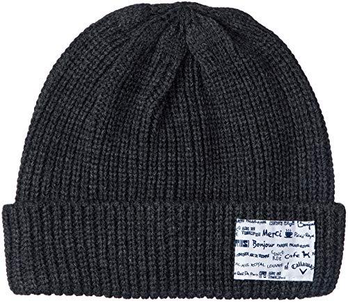 [キャロウェイ アパレル][メンズ] 定番 ニット キャップ (リブ編み) / 241-8284516 / 帽子 ゴルフ メンズ