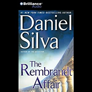 The Rembrandt Affair Audiobook