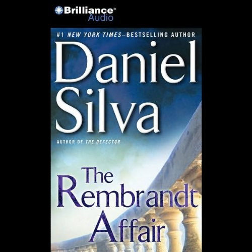 The Rembrandt Affair cover