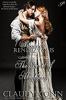 The Devil of Montlaine (Regency Rendezvous Book 1) by [Conn, Claudy]