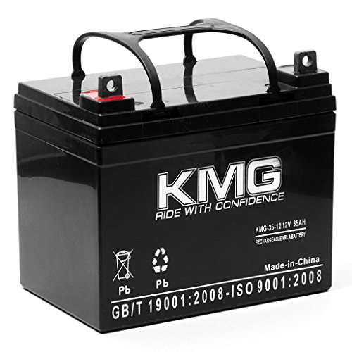 Kmg 12V 35Ah Replacement Battery For Quickie Targa 14 16 18