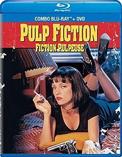 Pulp Fiction / Fiction Pulpeuse (Bilingual) [Blu-ray + DVD] (B005GNU5PG) | Amazon price tracker / tracking, Amazon price history charts, Amazon price watches, Amazon price drop alerts