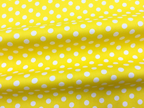 (Gyulin 100% Cotton 300 Thread Count Little Dot Pattern Body Pillow Cover Pillowcase Pillow Protector Cushion Cover with Zippers Only Cover No Insert for Your 20 x 54 Body or 21 x 54 Body Yellow)