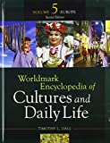 img - for 5: Worldmark Encyclopedia of Cultures and Daily Life: Europe book / textbook / text book