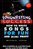 Songwriting Success, Michael Lydon, 0415969298