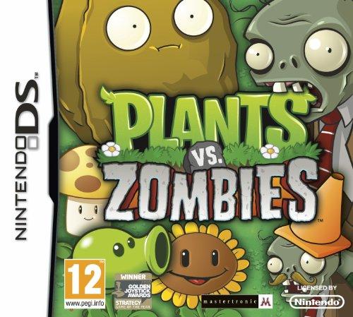 Plants Vs Zombies (NDS) (UK) (Zombies Vs Plants Ds)