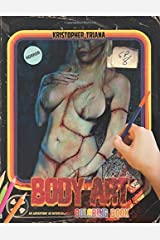 Body Art: The Coloring Book Paperback