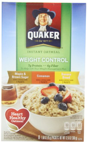 Quaker Weight Control - 5