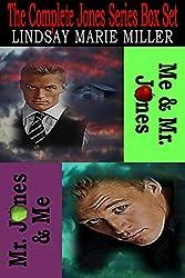 The Complete Jones Series Box Set