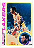 1978/79 Topps Adrian Dantley Card #132 Los Angeles Lakers Notre Dame