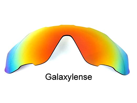 0271dcd0e7 Galaxy Replacement Lenses for Oakley Jawbreaker Red Color Polarized Red  Size  Regular